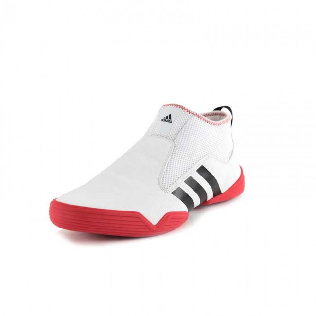adidas Taekwondo Schoenen The Conestant WitRood