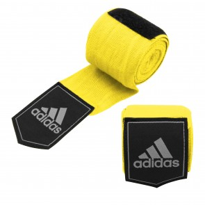 adidas bandages 4.55m geel (Protectie)