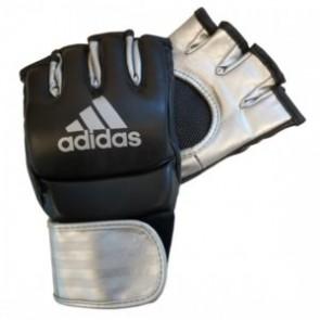 adidas Grappling Training Handschoenen Zwart/Zilver