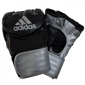 adidas Traditional Grappling Handschoenen Zwart/Zilver