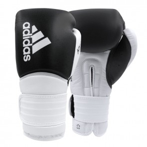adidas Hybrid 300 (Kick)Bokshandschoenen Zwart/Wit