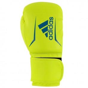 adidas Speed 50 (Kick)Bokshandschoenen Geel/Blauw