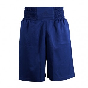 adidas Multi Boxing Short Micro Diamond Blauw/Geel