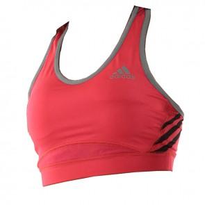 adidas Speed line Train BH Women Shock Red / Zwart