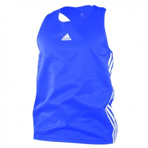 adidas Amateur Boxing Tank Lightweight Blauw/Wit