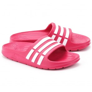 adidas Slippers Duramo Slide Junior Roze