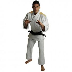 Adidas Judopak J690 Quest Wit/Oranje