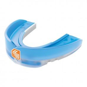 Shock Doctor Gebitsbeschermer Nano 3D Transparant/Blauw