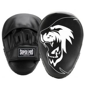 Super Pro Combat Gear Handpads Curved PU