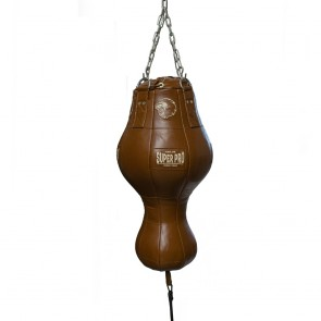 Super Pro Vintage Uppercut Bag Leder