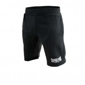 Super Pro Jogging Short Zwart/Wit