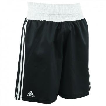 adidas Amateur Boxing Short Lightweight Zwart/Wit