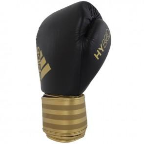 adidas Hybrid 200 (Kick)Bokshandschoenen Zwart/Goud