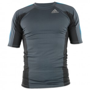 adidas Fluid Technique Rashguard Korte Mouw