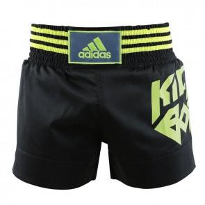 adidas Kickboksshort SKB02 Zwart/Geel